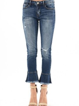 Kan Can Dark Ankle Jean