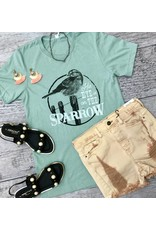 "Heather Sage ""His Eye Is On the Sparrow"" T-Shirt"