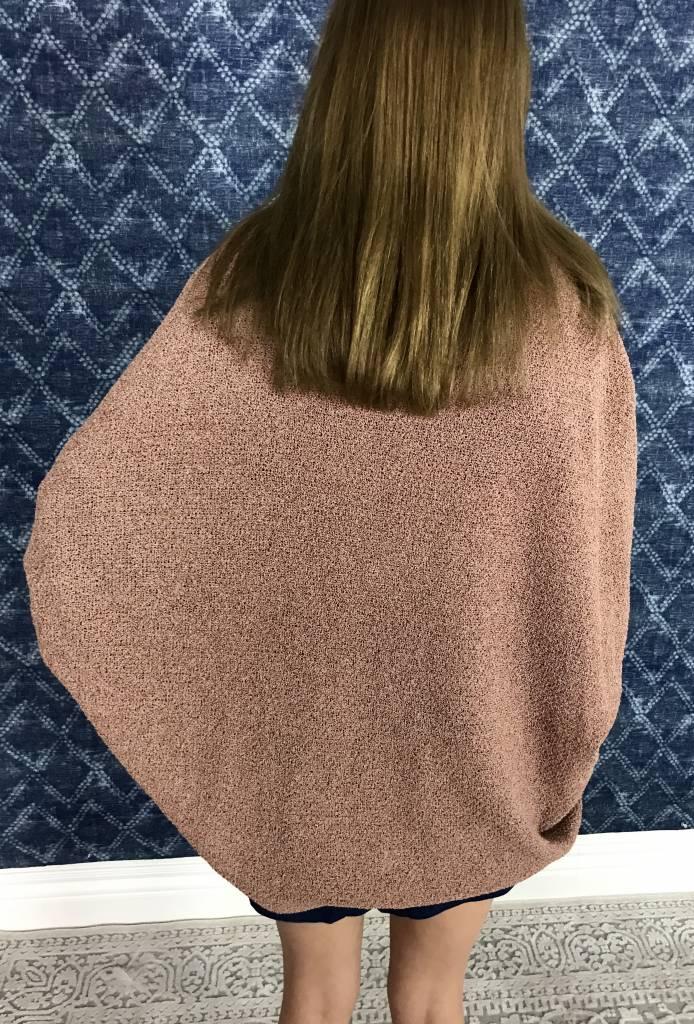 Maple Light Dolman Sleeve Cardigan