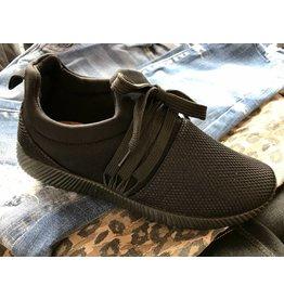 Black Athletic Sneaker