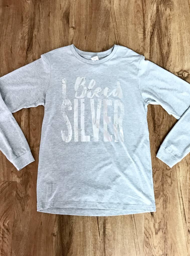 "School ""I Bleed"" LS T-Shirt"