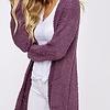 Jocelyn Textured Cardigan- More Colors