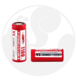 eFest Efest IMR 18490 V1 1100mah Battery - Flat Top