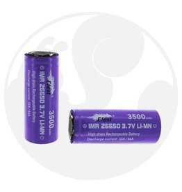 eFest Efest IMR 32/64Amp 26650 3500mAh 3.7v Battery - Flat Top
