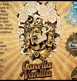 King of the Cloud Canella Vanilla - King of The Cloud eLiquid