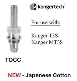 Kanger Kanger T3S/MT3S TOCC Organic Cotton Coil