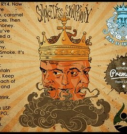 King of the Cloud Smokeless Symphony - King of The Cloud eLiquid