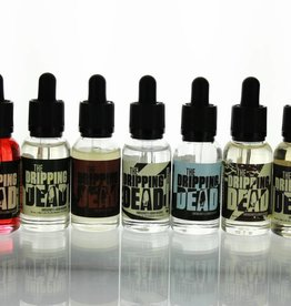 Clear 30mL - The Dripping Dead eLiquid
