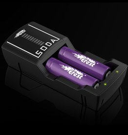 Efest Soda Dual Multi-functional Charger