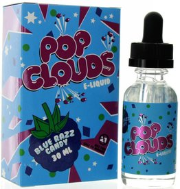 Blue Razz Candy 60mL - Pop Clouds eLiquid