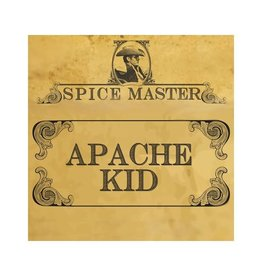 Apache Kid 30mL - Spice Masters eLiquid