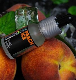Peach Ice 30mL - Chrome eLiquid