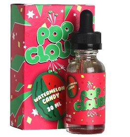 Watermelon Candy - Pop Clouds eLiquid