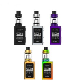 SMOK Q-Box 50W TC Kit