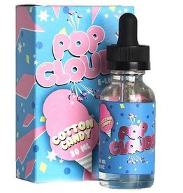 Cotton Candy 30mL - Pop Clouds eLiquid