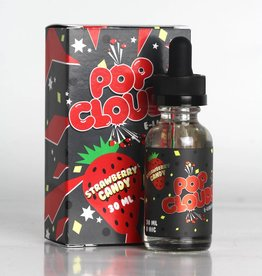Strawberry Candy 60mL - Pop Clouds eLiquid