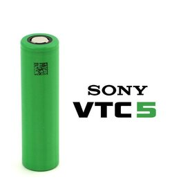 Sony Sony VTC5 20Amp 2600mAh 3.7v Battery - Flat Top