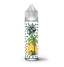 Lips & Drips Tropical Kisses 60mL - Lips & Drips eLiquid