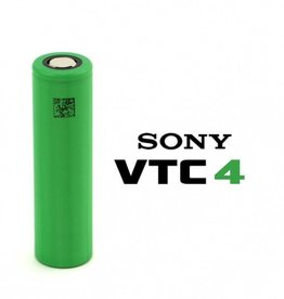Sony Sony VTC4 20Amp 2100mAh 3.7v Battery - Flat Top