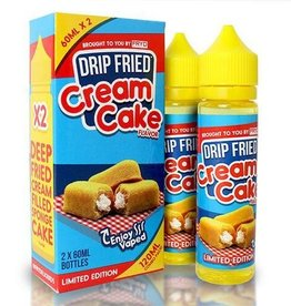 Drip Fried Cream Cake 60mL - Drip Fried eLiquid