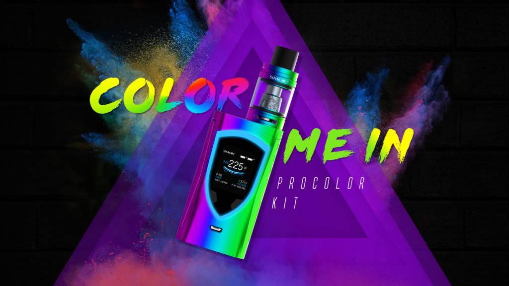SMOK Pro Color 225 Kit