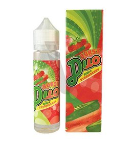 Burst Kiwi Strawberry Duo 60mL - Burst eLiquid