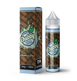Chubby Bubbles Blueberry Pear 60mL - Chubby e-Liquid