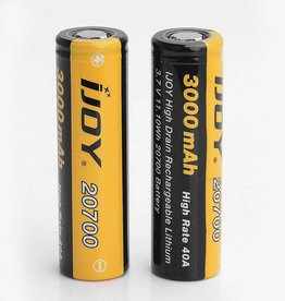 Sony IJoy 20700 3030 mAh 40A 3.7v Battery Flat Top