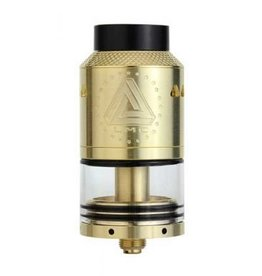 Limitless LMC Gold RDTA by Limitless Mod Co.