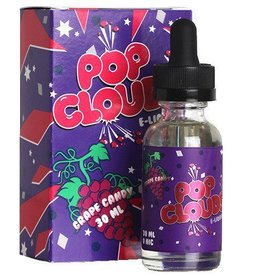 Grape Candy 60mL - Pop Clouds eLiquid