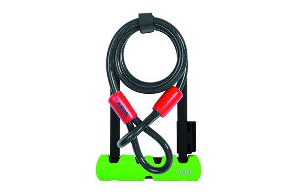 Abus Ultra Mini/ Cobra, U-Lock and cable