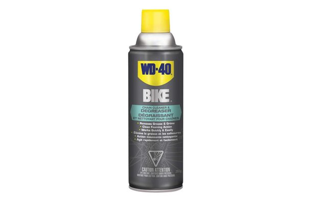 WD-40 Bike Chain cleaner and degreaser, 283g