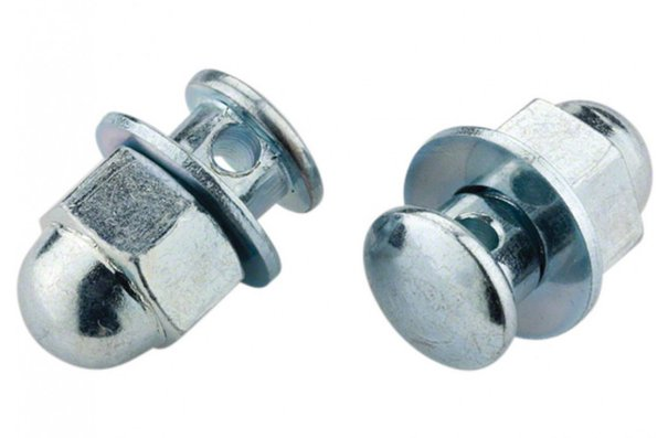 Jagwire Cable anchor nut & bolt, M6