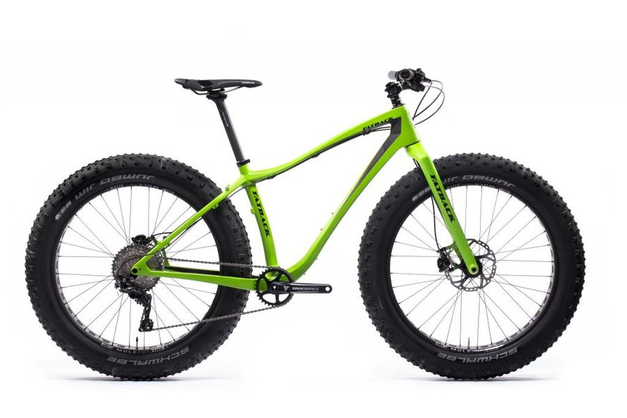 Fatback Bicycles Corvus