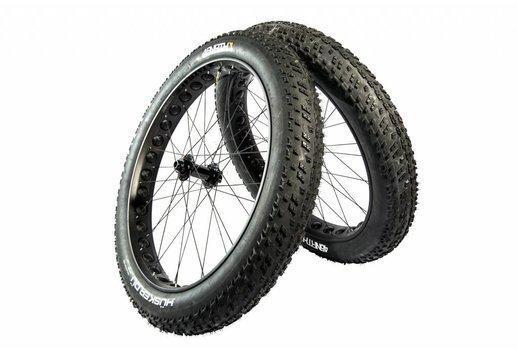 Fatback Bikes Footprint Carbon Wheels