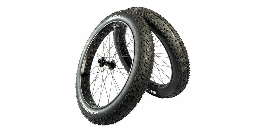 Fatback Bicycles Footprint Wheels - Carbon
