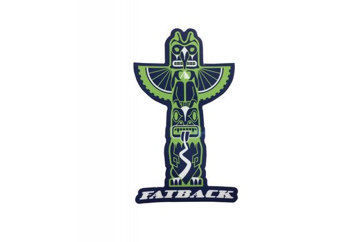 Fatback Stickers