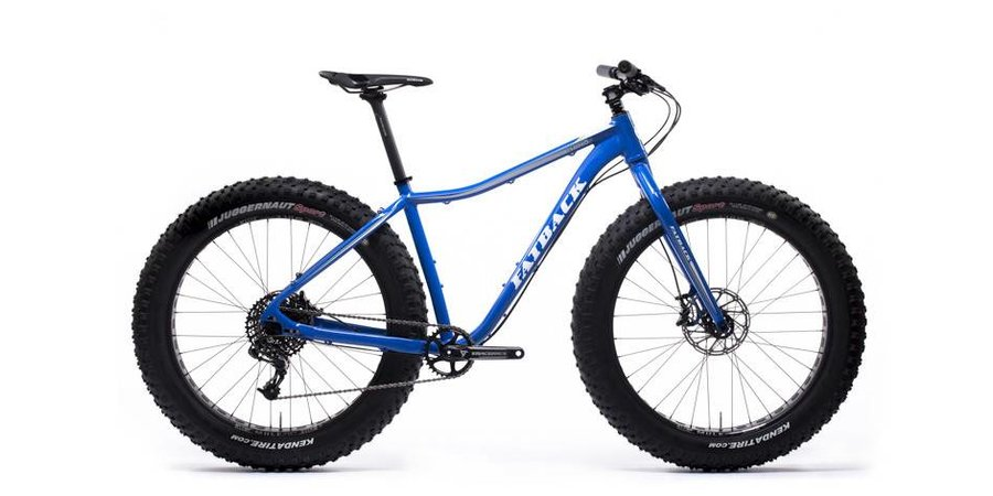 Fatback Bicycles Rhino
