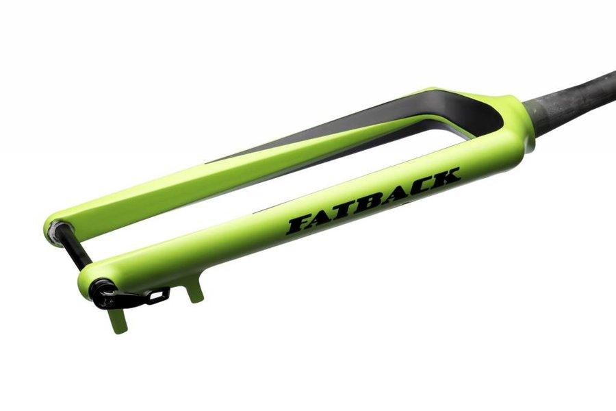 Fatback Bikes Corvus carbon fat bike fork
