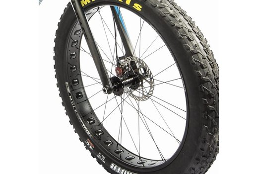 Fatback Bikes Mule Fut Front wheel with Fatback 135mm front hub
