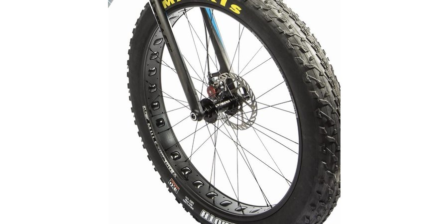Mule Fut Front wheel with Fatback 135mm front hub