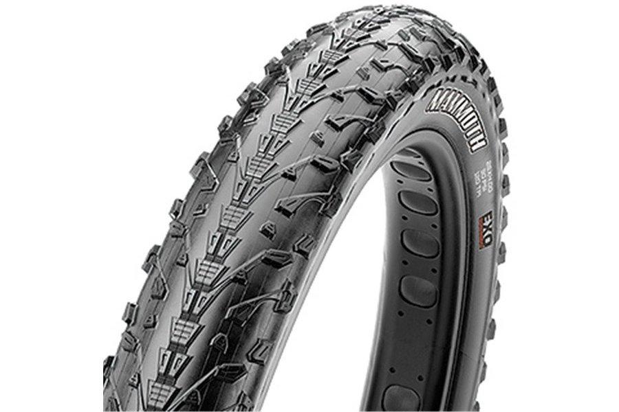 "Maxxis Maxxis Mammoth 4.0"" 120 TPI tire"