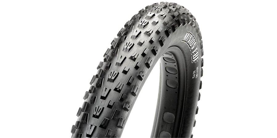 "Maxxis Maxxis Minion FBF 26 x 4.0"" Tire, Folding, 120tpi, Dual Compound"