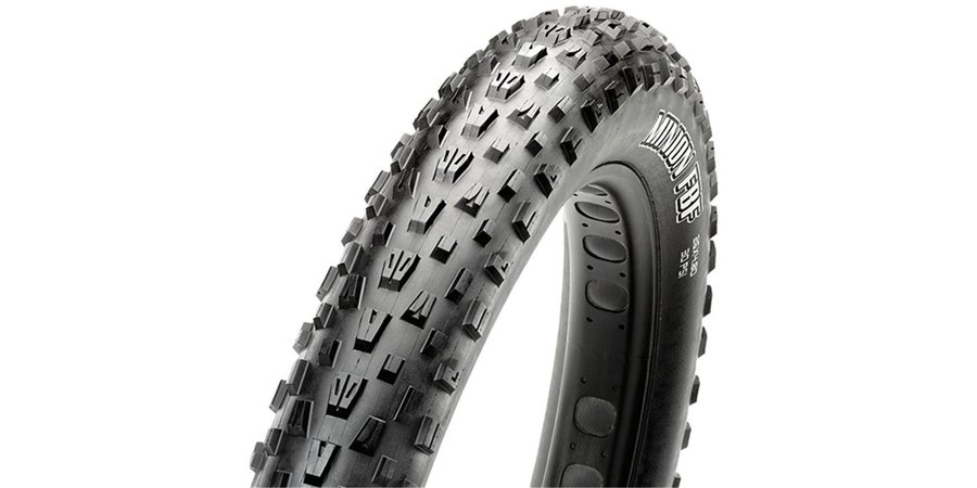 "Maxxis Maxxis Minion FBF 26 x 4.8"" Tire, Folding, 120tpi, Dual Compound, EXO, Tubeless Ready"