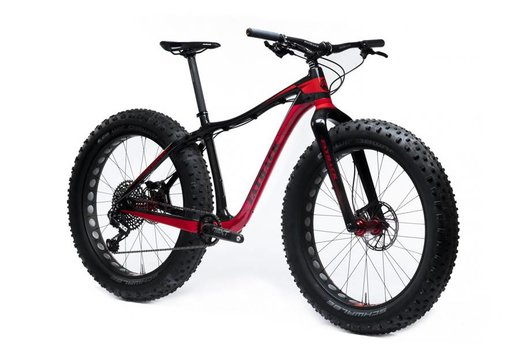 Fatback Bicycles Corvus FLT