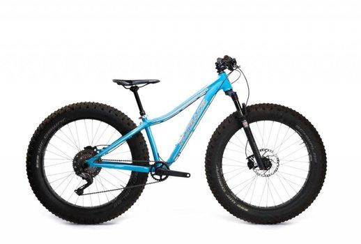 "Fatback Bikes Rhino FLT - 14"" Glacier - SLX"