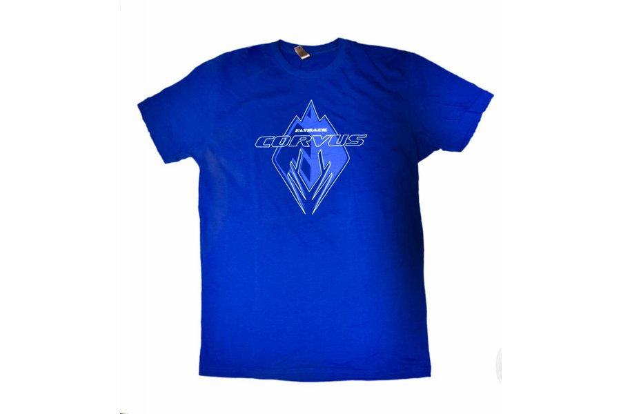 Fatback Bikes Corvus - T-Shirt