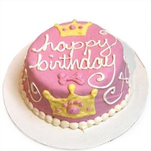 Bubba Rose Birthday Cake  Princess Special design