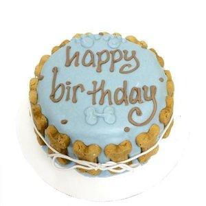 Bubba Rose Blue Birthday Cake - Ships Nationwide