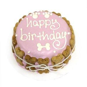 Bubba Rose Bubba Pink Birthday Cake  - SS